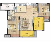 高层两室两厅一卫