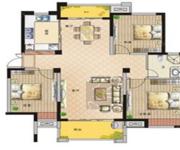 多层三室两厅一卫
