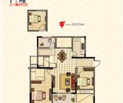 高层F2  三房两厅两卫