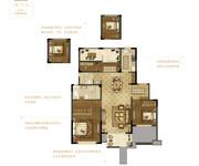 花园洋房A  三室两厅两卫