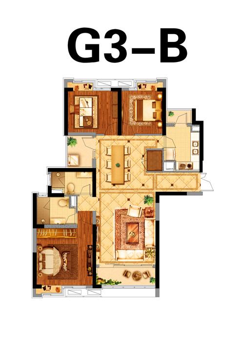 高层G3-B