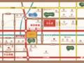 星晨·君越湾交通图