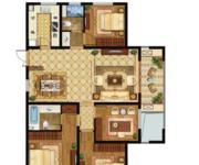 高层D四室两厅两卫