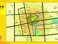 阳光天地生活广场交通图